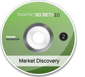 Traffic Secrets CD 2